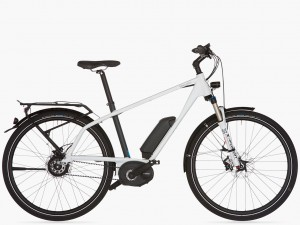 Riese & Muller Charger with Nuvinci gears and belt drive