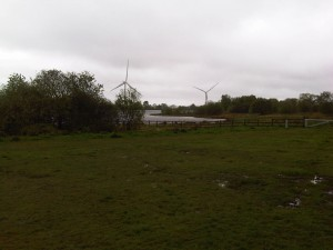 Oakdale Wind Farm -750m away