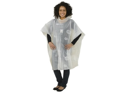 Spudcoat Biodegradable Raincoat