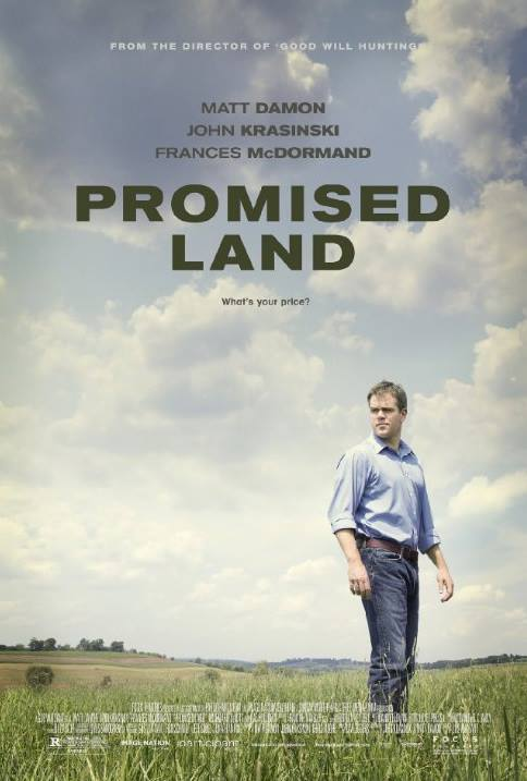 promised land film photo