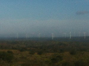 Wind Turbines in Spain?